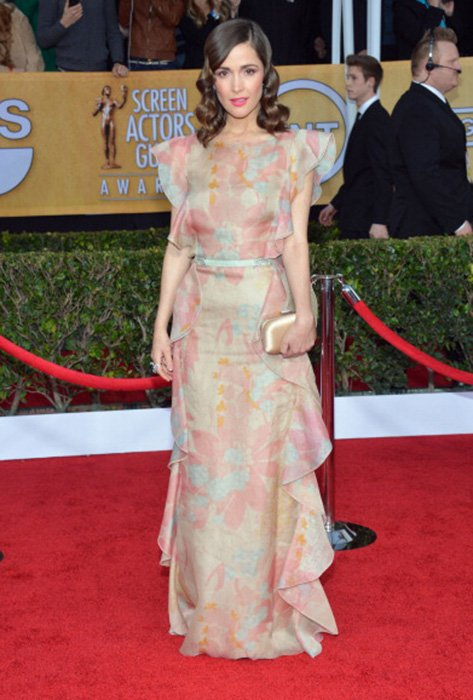 LOS ANGELES, CA - JANUARY 27:  Actress Rose Byrne attends the 19th Annual Screen Actors Guild Awards at The Shrine Auditorium on January 27, 2013 in Los Angeles, California. (Photo by Larry Busacca/WireImage) 23116_018_1532.JPG