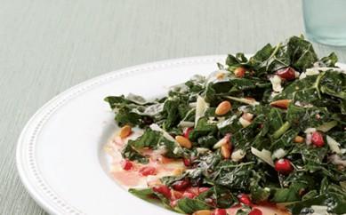 Izgara Sarımsaklı Marul Salatası