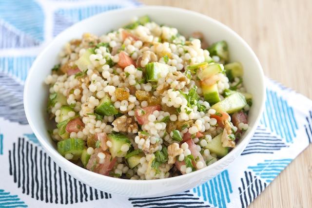 Lemon-and-Herb-Couscous-Salad-Recipe
