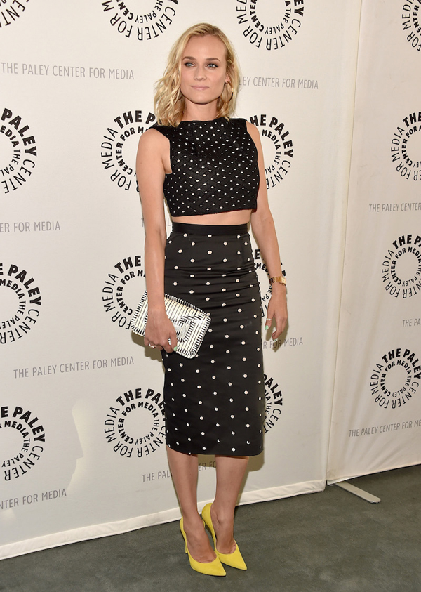 """The Paley Center For Media Presents FX's """"The Bridge"""" - Arrivals"""