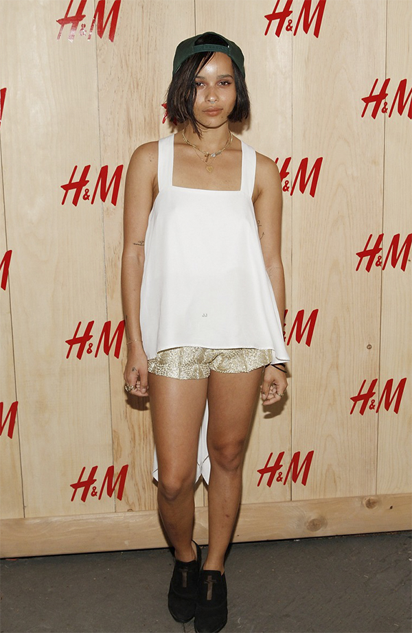 H&M Summer Camp Party