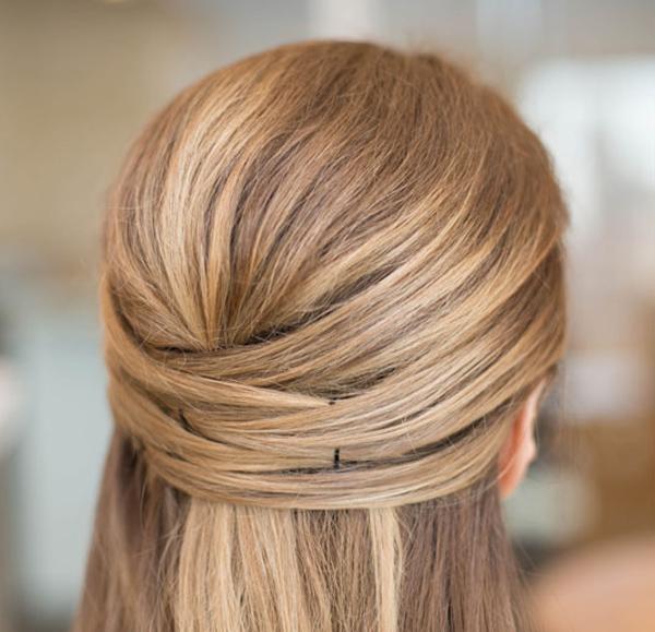 Easy Hairstyle For Daily Use : Marie claire t?rkiye d? ?nlerde kullanab lece n z en