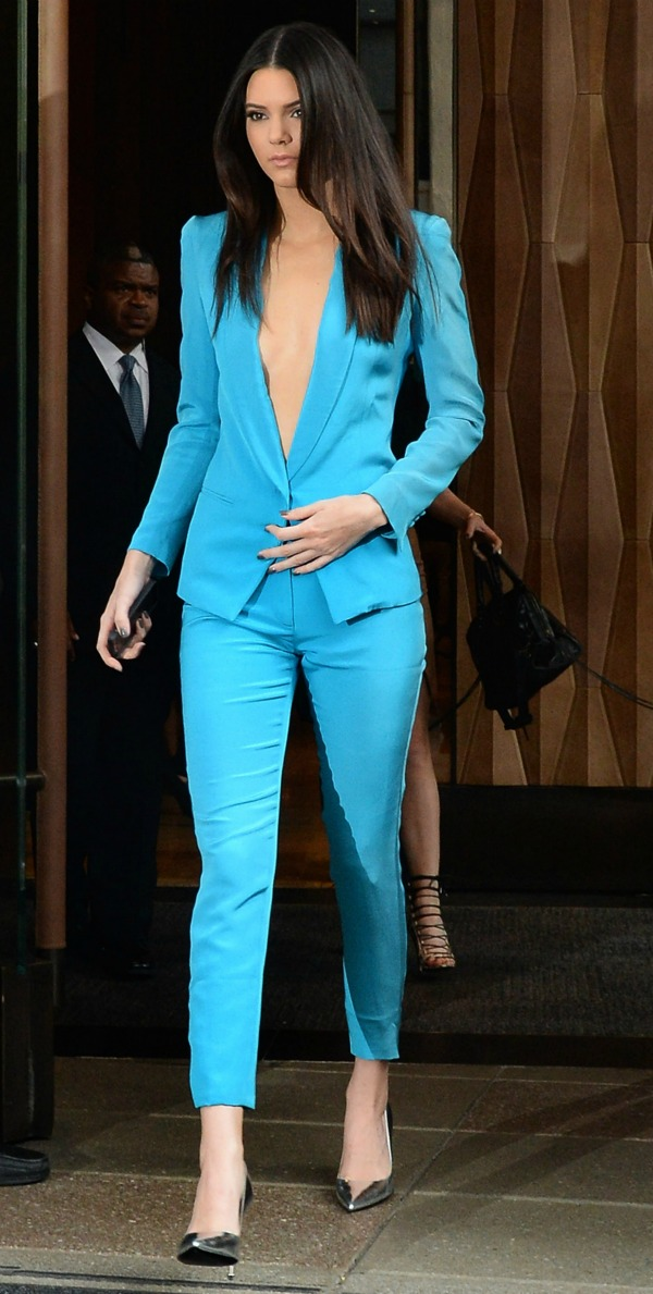 Kendalll-blue-suit