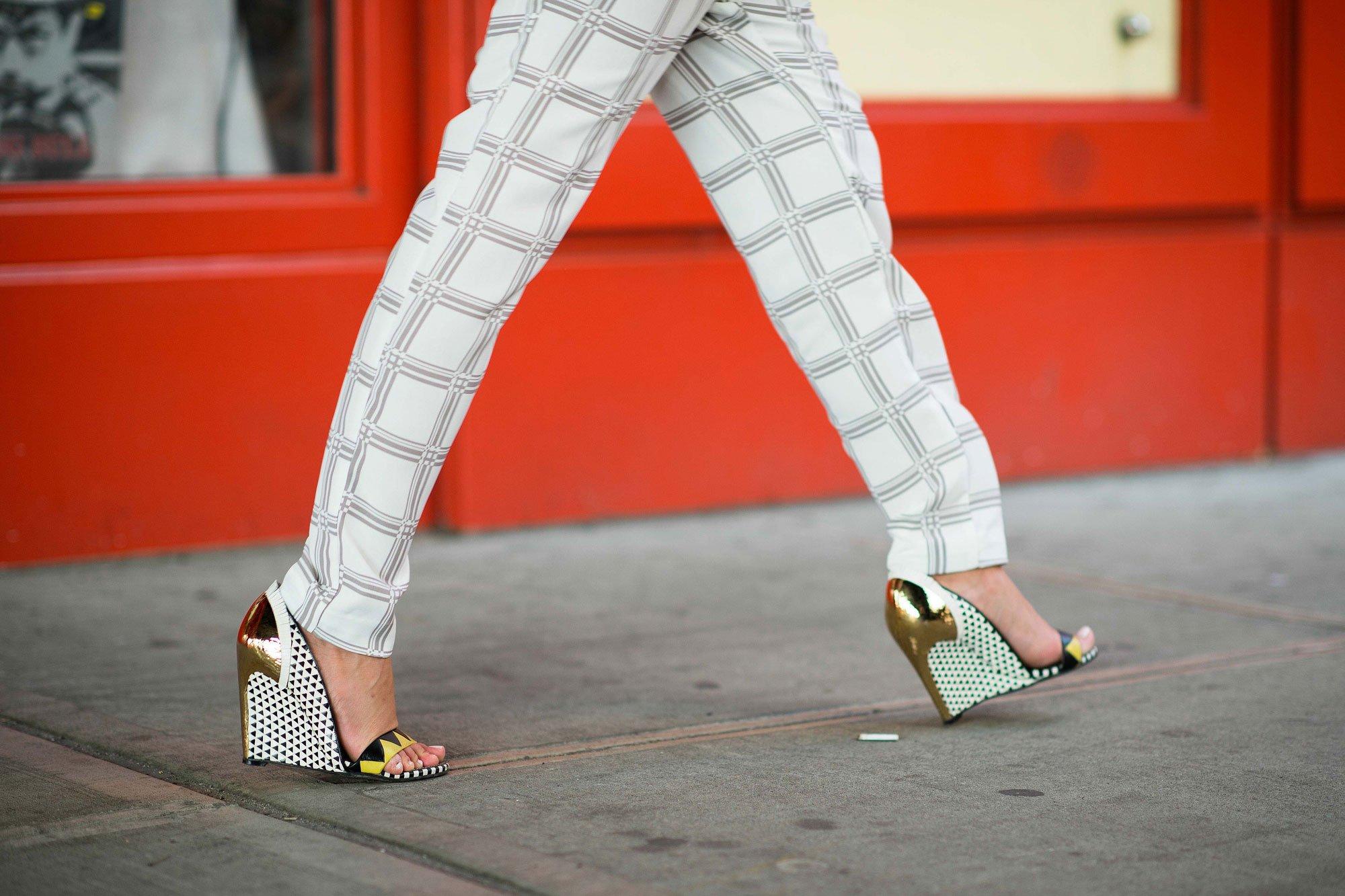 Yaz Modasında 6 Rahat ve Cool Topuklu Ayakkabılar