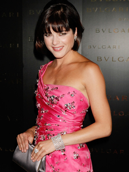 BULGARI - 'Between Eternity And History' Opening Exhibition - Red Carpet
