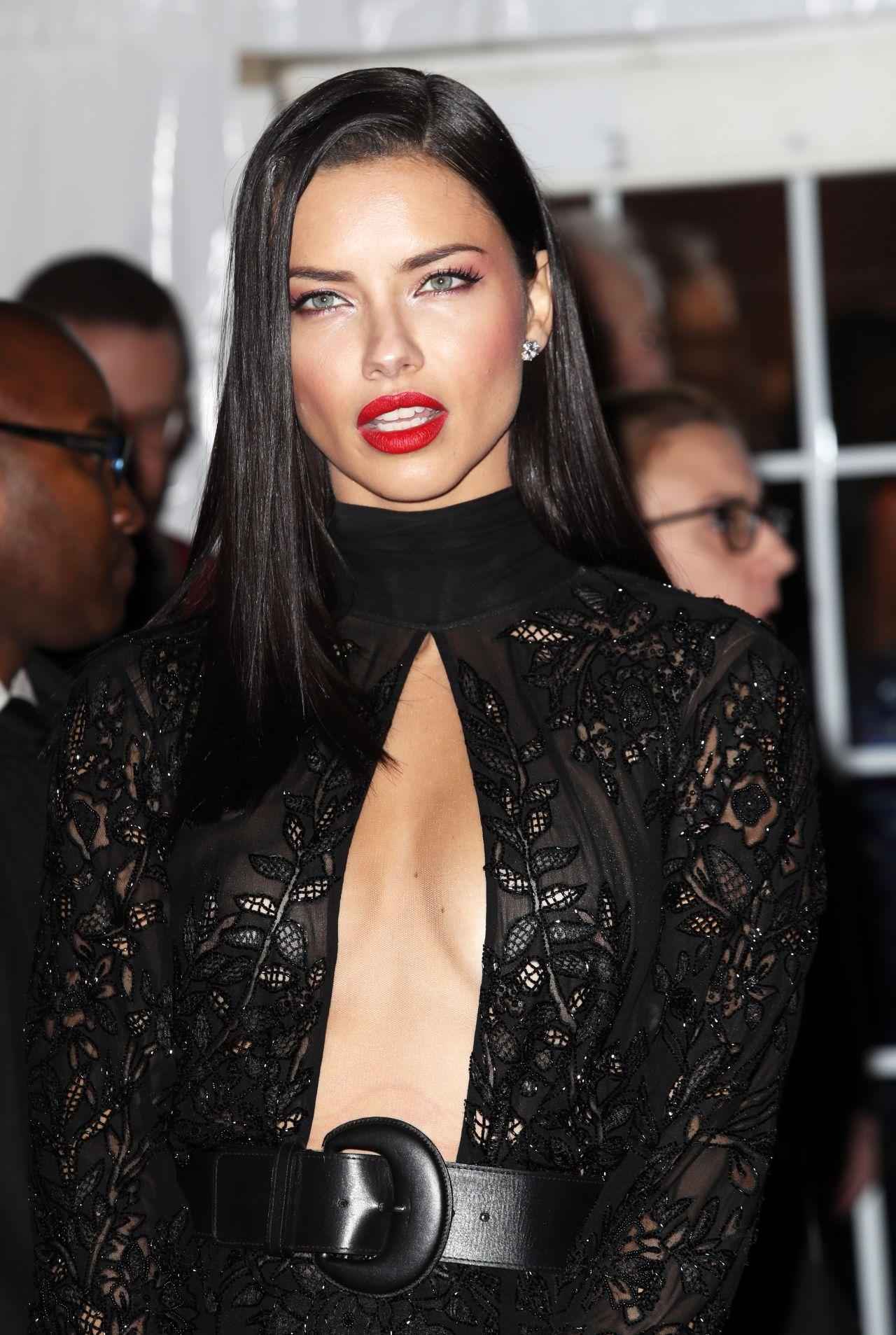 Adriana Lima Güzellik Sırları