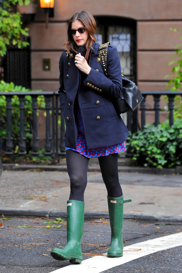 coat-skater-dress-rain-boots-crossbody-bag-sunglasses-tights-original-8210