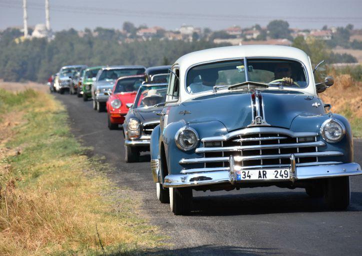 klasik otomobilciler