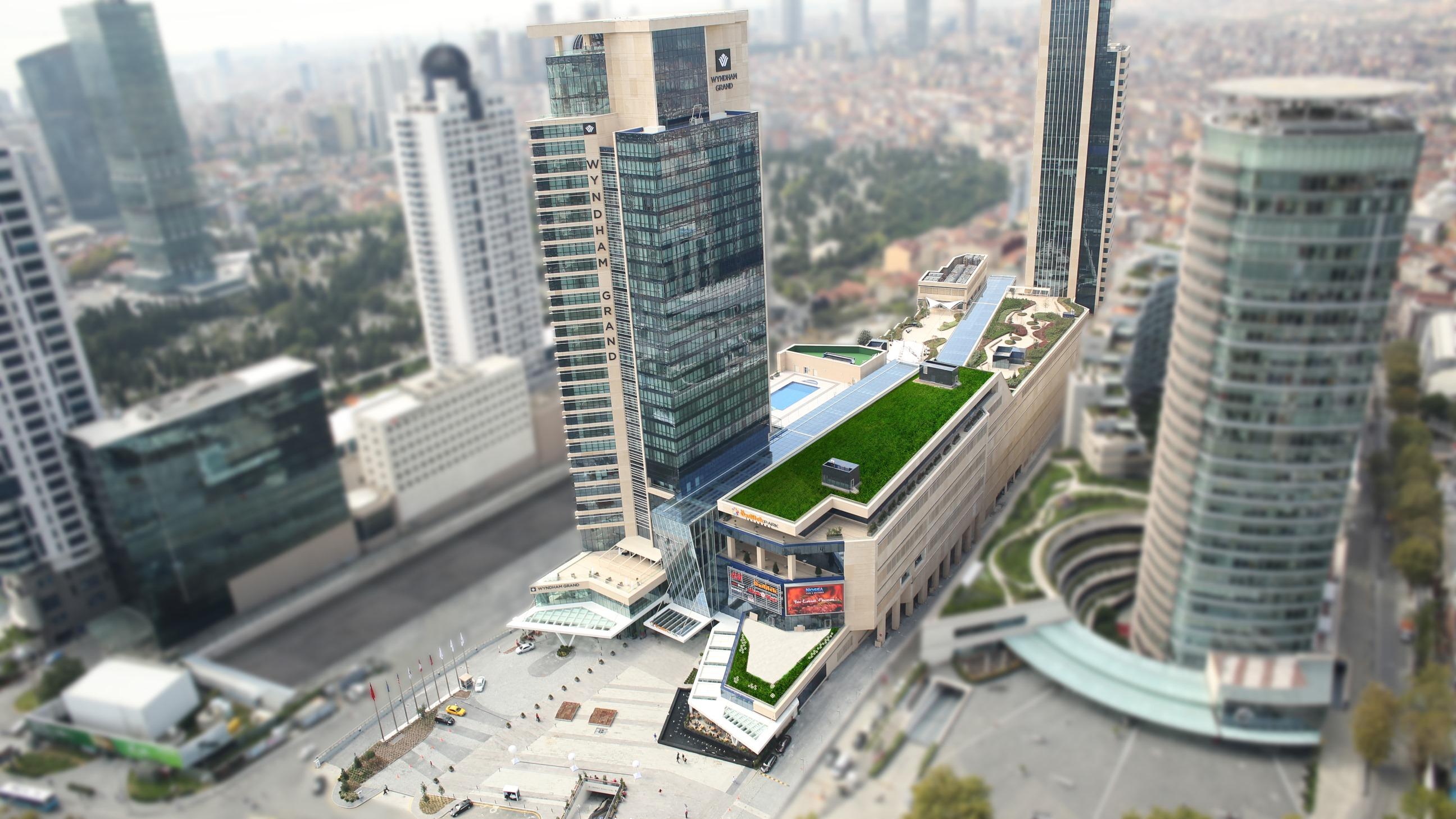 Wyndham Grand İstanbul Levent-Düğün Etkinliği (5)