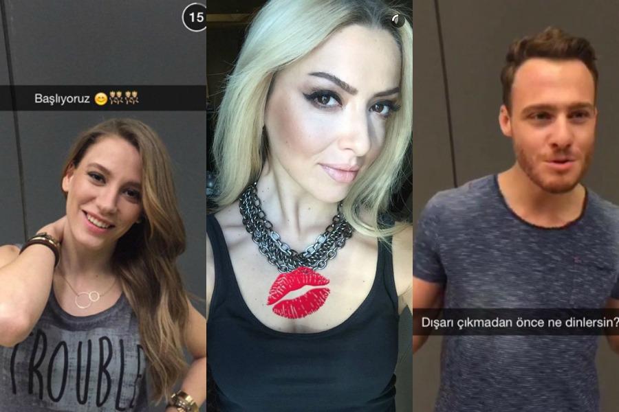 snapchat takip edilmesi gereken ünlüler