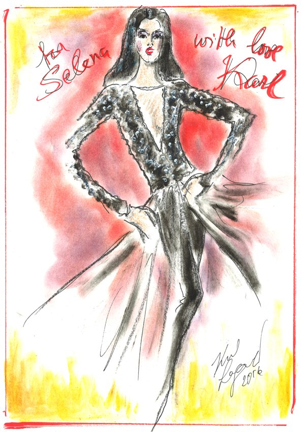 Selena Gomez by KL