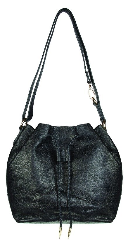 Sahip olmanız gereken siyah deri çanta modelleri