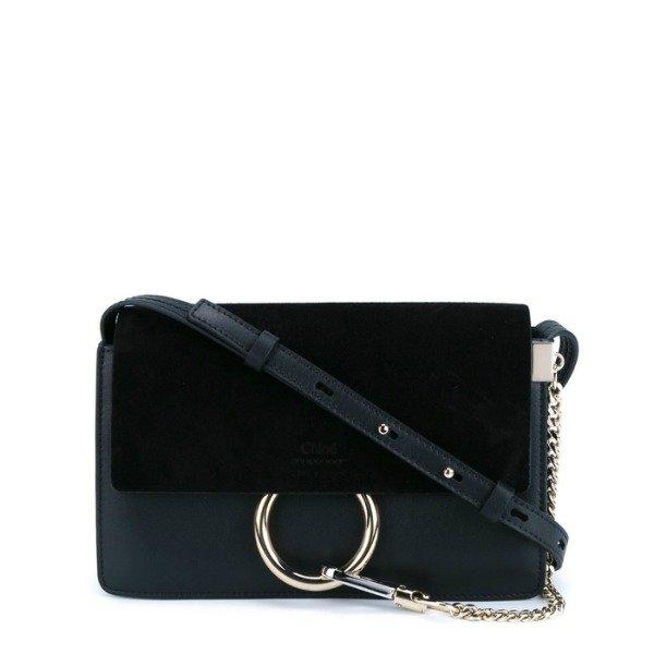 Sahip olmanız gereken siyah deri çanta modelleri bbv