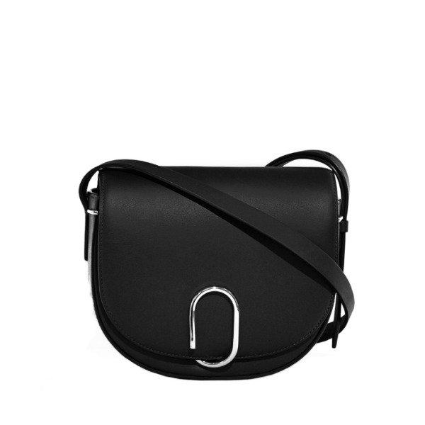 Sahip olmanız gereken siyah deri çanta modelleri fs