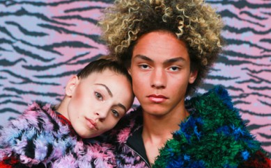 KENZO X H&M İŞBİRLİĞİNE NEW YORK'TA MUHTEŞEM ŞOV