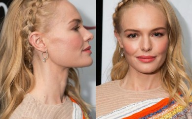 KATE BOSWORTH'UN EN İYİ SAÇ STİLLERİ
