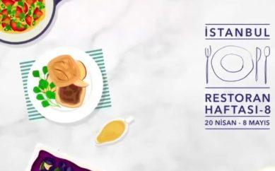 8. RESTORAN HAFTASI, İSTANBUL'U YEMEĞE DAVET EDİYOR