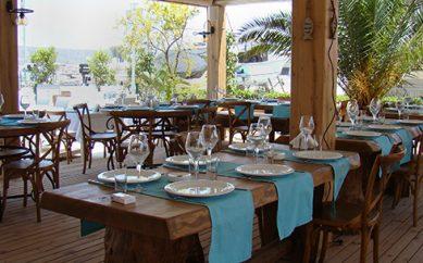 PORT ALAÇATI MARİNA'DA YEPYENİ BİR SANAT VE LEZZET DURAĞI: DE PORTO SEA FOOD
