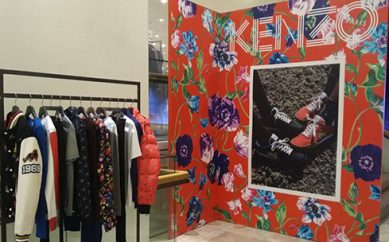 KENZO MEMENTO POP UP STORE İLE BEYMEN ZORLU CENTER'DA