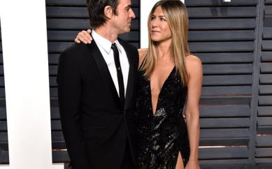 JENNIFER ANISTON VE JUSTIN THEROUX BOŞANIYOR!