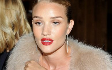 İYİ Kİ DOĞDUN ROSIE HUNTINGTON-WHITELEY!