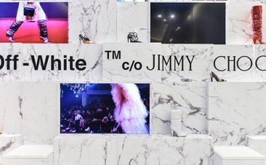 OFF-WHITE C/co JIMMY CHOO'NUN POP UP BUTİĞİ BEYMEN ZORLU CENTER'DA AÇILDI!