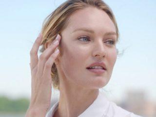 Candice Swanepoel'den cildi nemlendiren maske tarifi 80